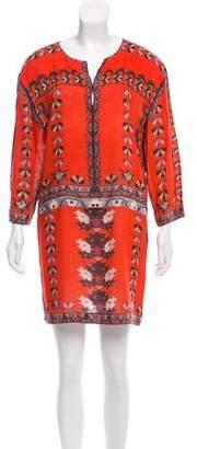 Isabel Marant Printed Shift Dress