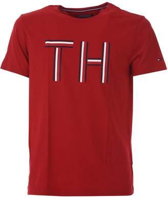 Tommy Hilfiger Regular Fit Logo Initials T-shirt