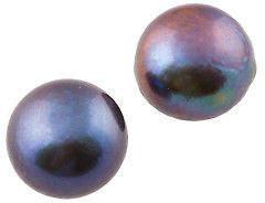 Lush NEW Designs Womens Earrings Pearl 10mm Stud Earrings