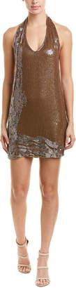 Raga Night Fever Mini Dress