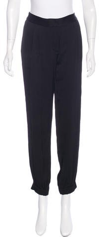 Kate Spade New York High-Rise Cropped Pants