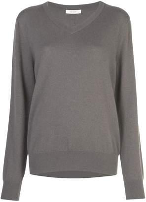 The Row V-neck jumper