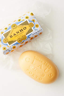 Claus Porto Deco Collection Large Bar Soap