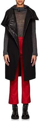 Yohji Yamamoto Regulation Women's Ripstop Long Vest