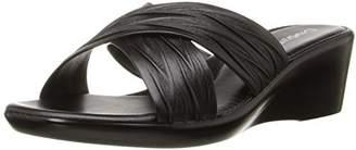 Italian Shoemakers Women's 168w Wedge Sandal