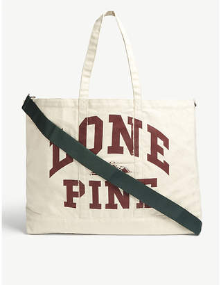 REESE COOPER Lone Pine oversized canvas tote