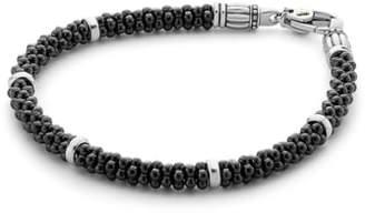 Lagos 'Black & White Caviar' Bracelet
