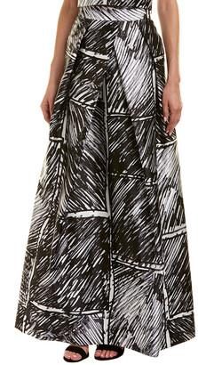 Milly Clarisa Maxi Skirt