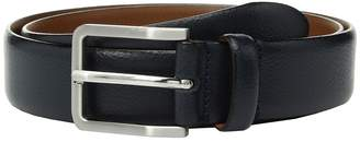 Johnston & Murphy Italian Feather Edge Men's Belts