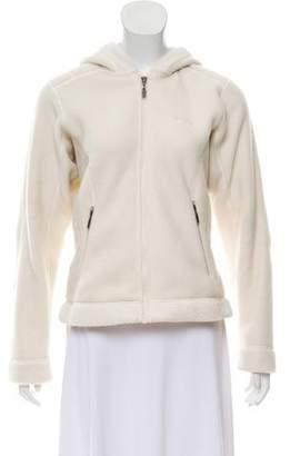 Patagonia Fleece Zip-Up Sweater