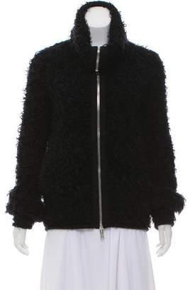 Sonia Rykiel Virgin Wool-Blend Jacket