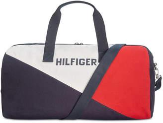 Tommy Hilfiger Men's Logo Duffel Bag