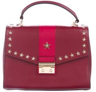 Michael Kors Sloan Studded Top Handle Bag