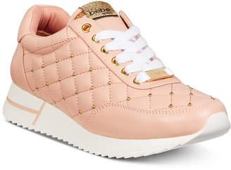 Bebe Sport Barkley Lace Up Sneakers Women Shoes