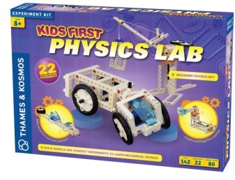 Boy's Thames & Kosmos 'Kids First - Physics Lab' Experiment Kit