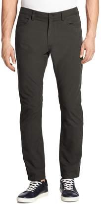 Izod Men's Advantage Performance 6-Pocket Hybrid Stretch Pants