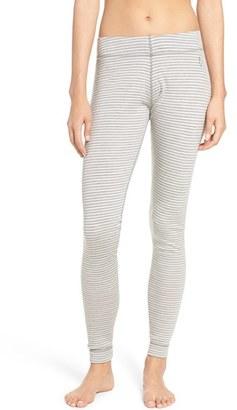 Women's Smartwool 'Nts Mid 250' Merino Wool Leggings $100 thestylecure.com