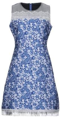5f32619f342c Elie Tahari Blue Short Dresses - ShopStyle UK