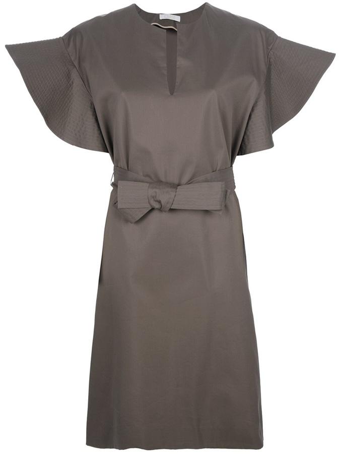 Chloé structured sleeve dress