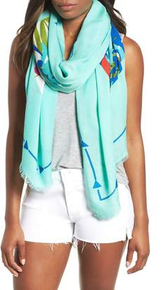 Wander by Virginia Wolf Bliss Dual Wrap/Scarf