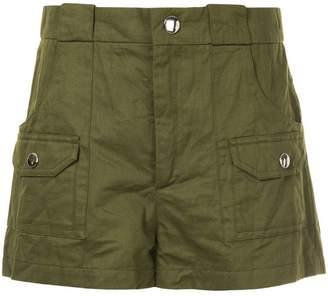 Marni short cargo shorts