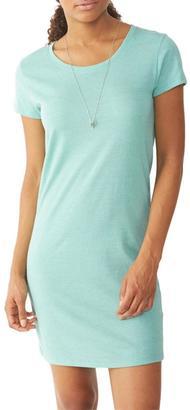 Alternative Apparel Eco Jersey Dress $38 thestylecure.com