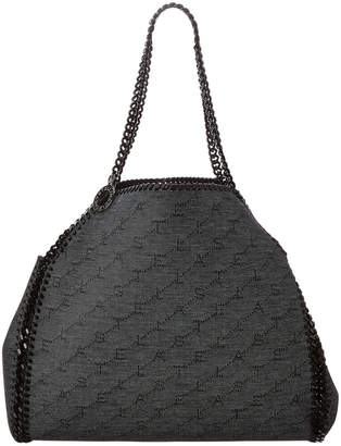 Stella McCartney Falabella Monogram Canvas Day Tote