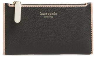 Kate Spade Sam Leather Bifold Wallet