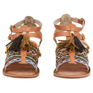 GIOSEPPO Leather sandals