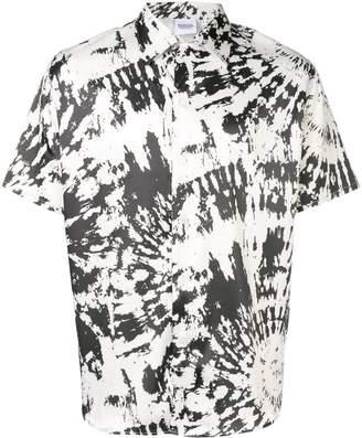 Sss World Corp tie-dye print shirt