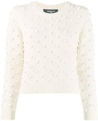 Paule Ka bubble knit jumper