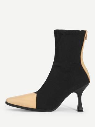 5f158146f6f4 Flared Heel Boots For Women - ShopStyle