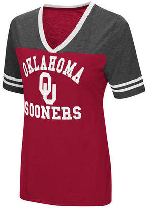 Colosseum Women's Oklahoma Sooners Whole Package T-Shirt