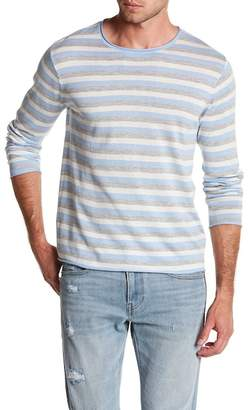 LOFT 604 Crew Neck Long Sleeve Pullover Shirt