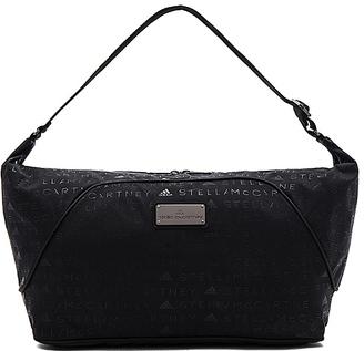 adidas by Stella McCartney Sports Bag S Black Granite & Gunmetal in Black. $135 thestylecure.com