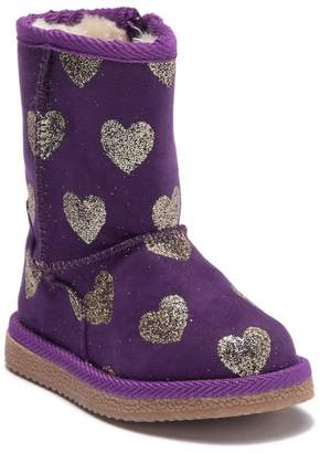 Harper Canyon Lil Lucy Fab Faux Shearling Boots (Toddler & Little Kid)