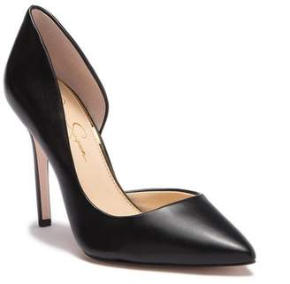 Jessica Simpson Paryn d'Orsay Pump - Wide Width Available
