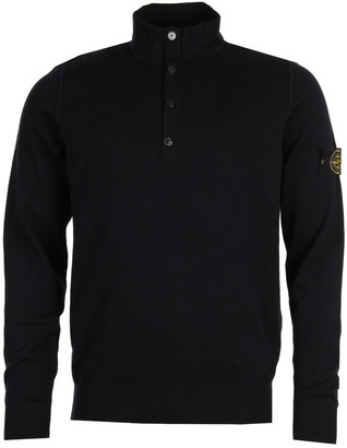 Jumper Knitted 6615565B2 V0020 Navy