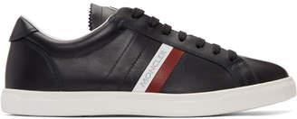 Moncler Navy La Monaco Sneakers