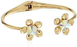 Kate Spade Multicolor Open Hinge Cuff Bracelet