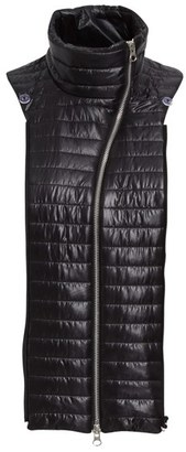 Women's Veronica Beard Quilted Funnel Neck Dickey $250 thestylecure.com
