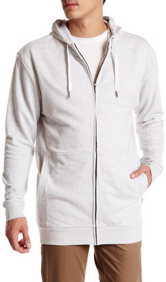 Zanerobe Robe Hooded Zip-Up Jacket $119 thestylecure.com