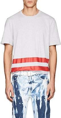 Helmut Lang RE-EDITION Men's Striped Cotton T-Shirt