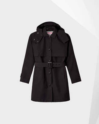 Hunter Women's Refined Mid-length Trench Coat