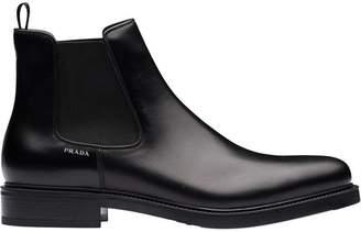 Prada classic Chelsea boots