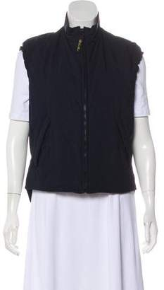 Loro Piana Merino Wool Quilted Vest