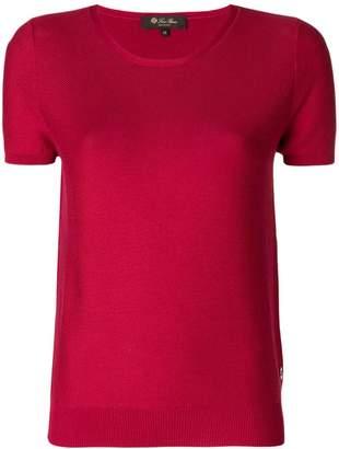 Loro Piana plain T-shirt