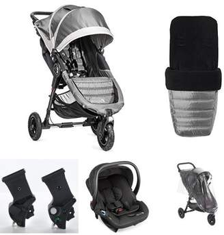 Baby Jogger City Mini Gt Steel Travel System Combination