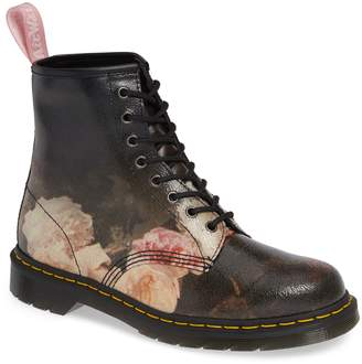 Dr. Martens 1460 Power Floral Leather Boot