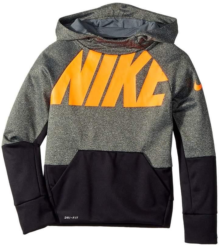 Nike Kids Therma Pullover Training Hoodie Boy's Sweatshirt